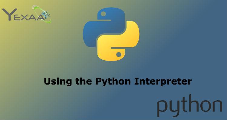 Using the Python Interpreter