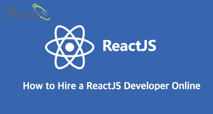 Hire a ReactJS Developer
