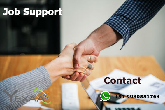 Job Support from India